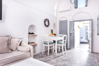 Santorini First Villa | Hotel Photography
